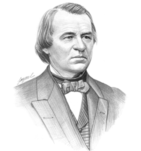 Picture of Andrew Johnson