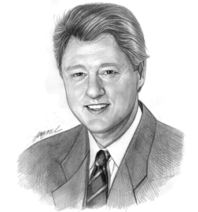 Picture of Bill Clinton