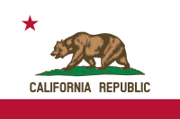 Picture of California Flag