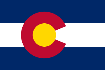 Big Picture of Colorado State Flag