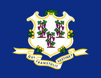 Picture of Connecticut Flag