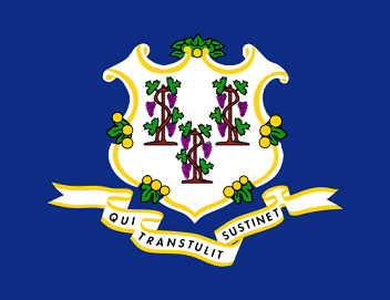 Big Picture of Connecticut State Flag