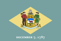 Picture of Delaware Flag
