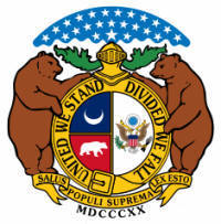 Enlarged picture Missouri seal