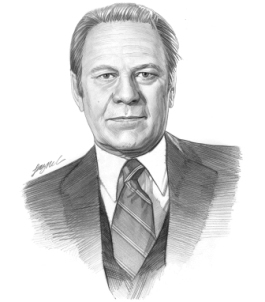 Picture of Gerald Ford