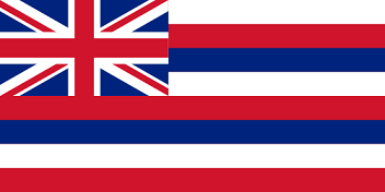 Big Picture of Hawaii State Flag