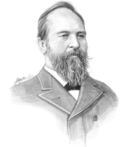 Picture of James Garfield