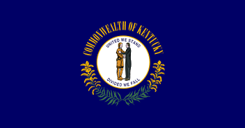 Big Picture of Kentucky State Flag