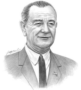 Picture of Lyndon Johnson