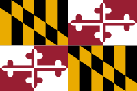 Picture of Maryland Flag