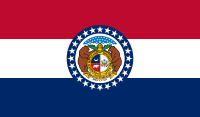 Picture of Missouri Flag