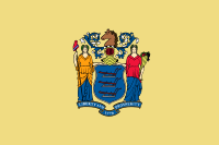 Picture of New Jersey Flag