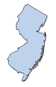 Map Of New Jersey And County Map