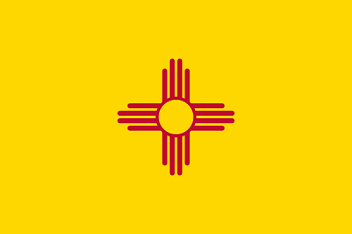 Big Picture of New Mexico State Flag