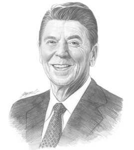 Picture of Ronald Reagan