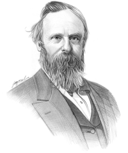 Picture of Rutherford Hayes