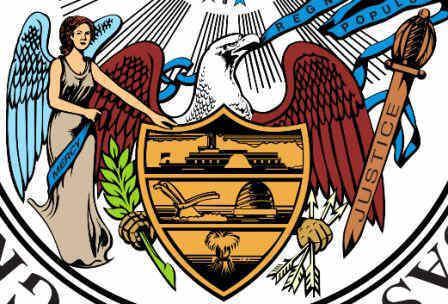 arkansas state seal for kids