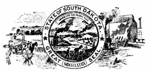 Early South Dakota-seaL