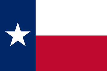 Big Picture of Texas State Flag