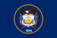 Picture of Utah Flag