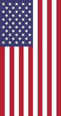 Pictures of American Flags Vertical