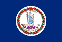 Picture of Virginia Flag