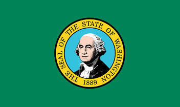 Big Picture of Washington State Flag