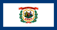 Picture of West Virginia Flag