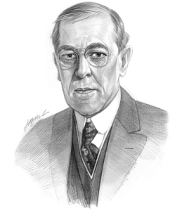 Picture of Woodrow Wilson